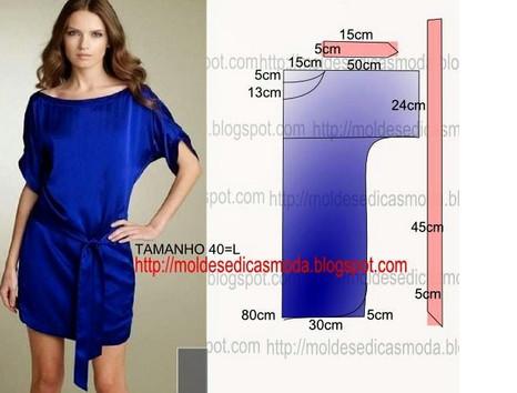 823eb3eab26 Выкройки летних платьев — на любой вкус… легкие