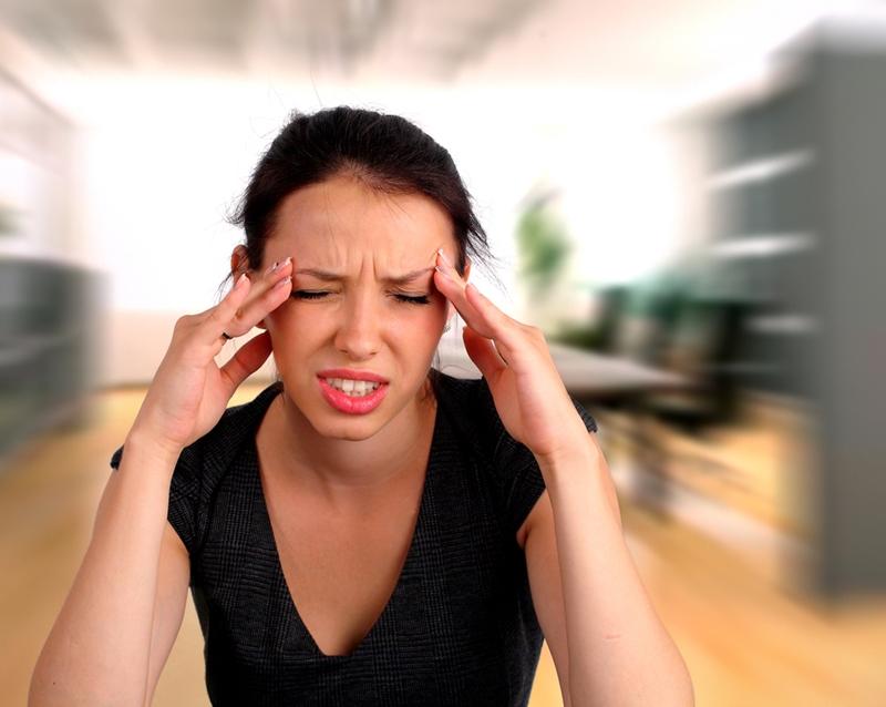 Головокружение причины при стрессе