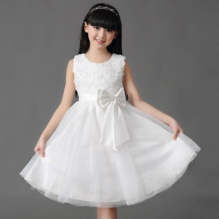 Vestidos de ninas para bodas de dia