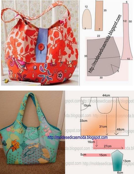 a3cdffe708f3 Простые и интересные модели сумок, которые вы сможете сделать своими  руками, ведь они золотые, знаете?