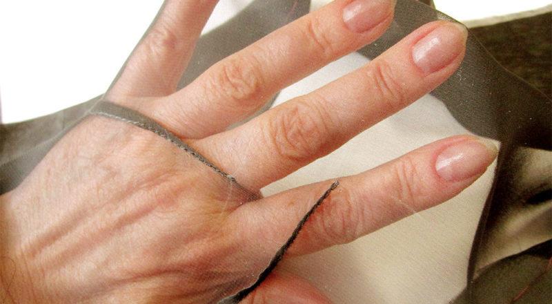 Видео мастер-класс: шитье одной нитью