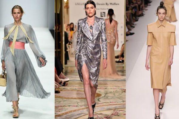 Горячие тренды  самые модные платья 2019 года – БУДЬ В ТЕМЕ 2bbef1e3f30