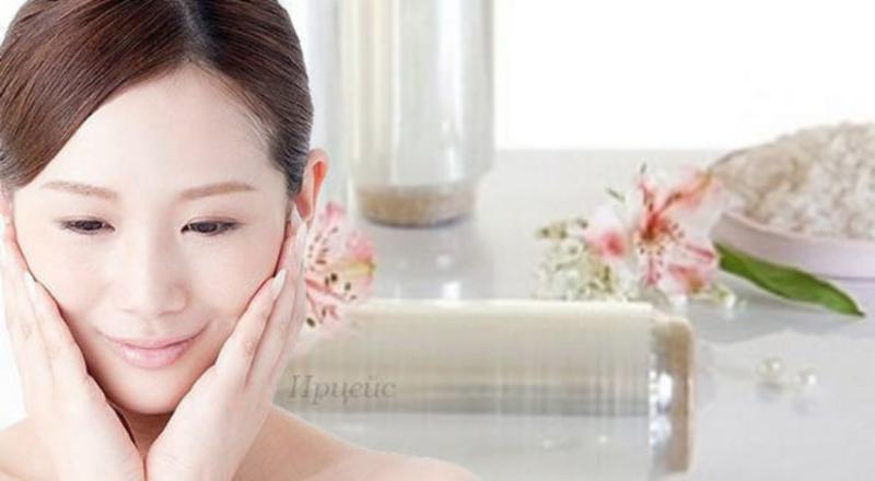 Красота по-японски: пищевая плёнка для омоложения лица