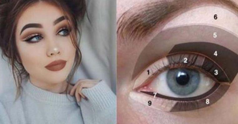 Несколько хитростей для шикарного макияжа