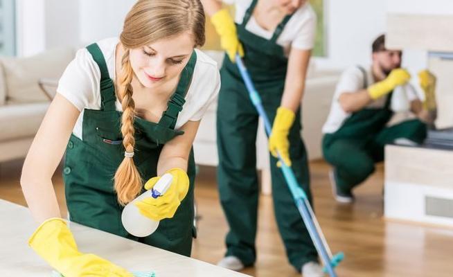 уборка и чистота