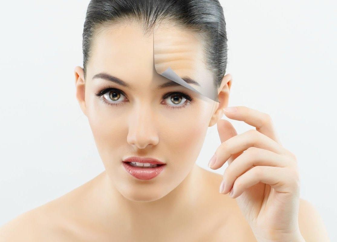 Для подтяжки кожи лица в домашних условиях
