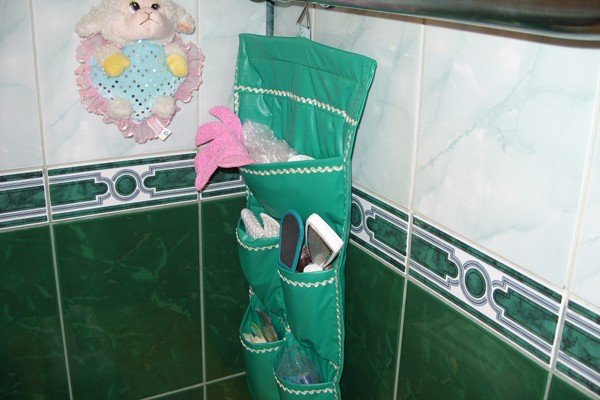 Органайзер для ванной