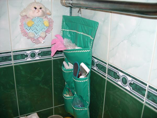 Безделушки для ванной своими руками