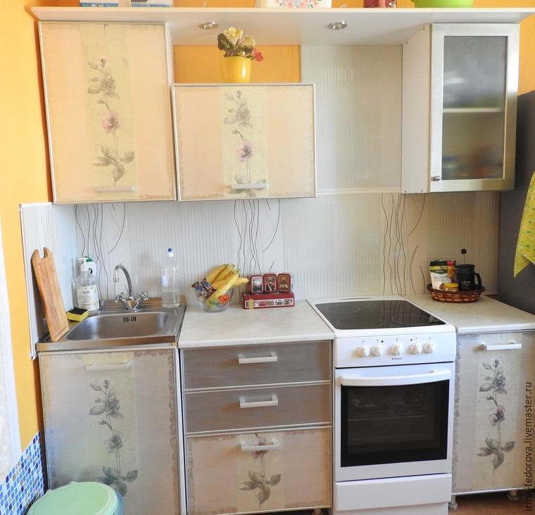 Преображаем старую кухню своими руками