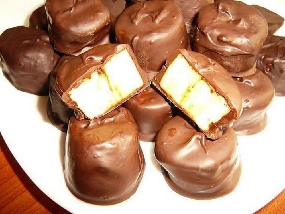 Как сделать шоколадный банан