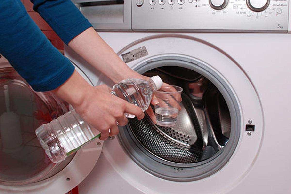 Как почистить тен стиральной машины в домашних условиях