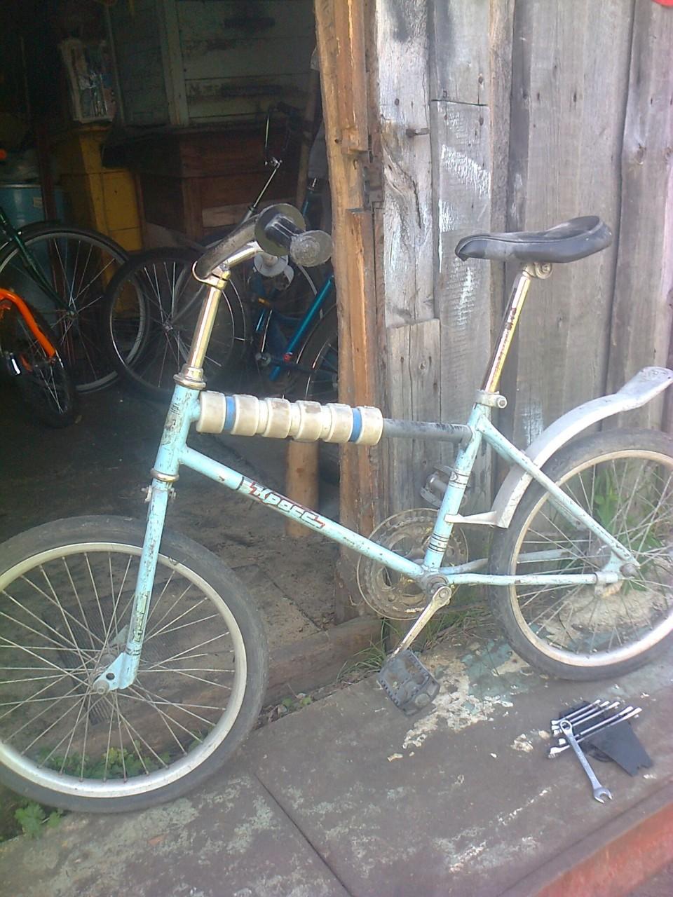 Ремонтируем велосипед украина своими руками
