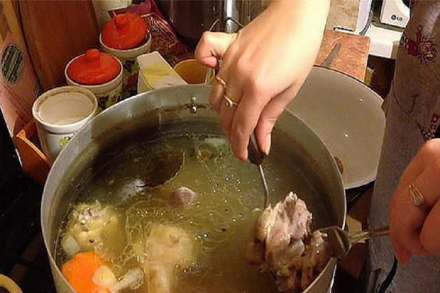 Как приготовить холодец в домашних условиях пошаговый рецепт