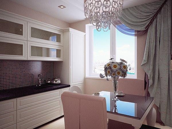 Фото дизайна квартиры в панельно