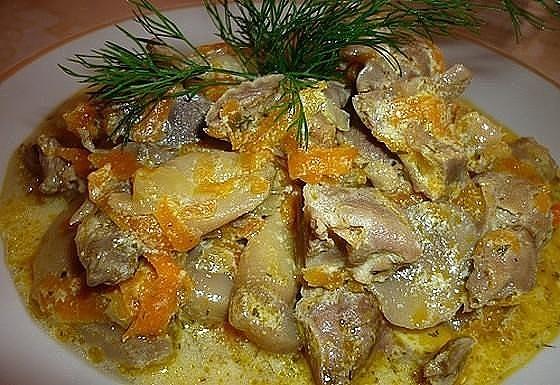 Свиная грудинка с картошкой в фольге в духовке рецепт 15
