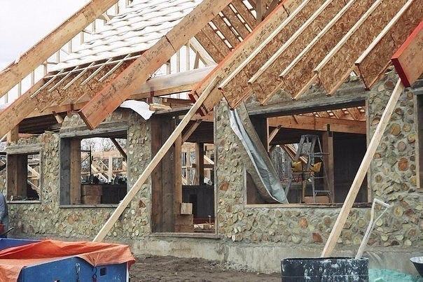 Построить дом своими руками советы