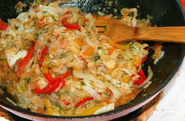 блюда из капусты простые и вкусные