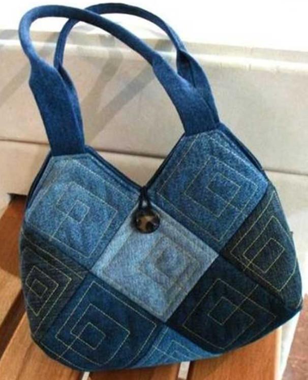 Шьем модные сумки как из старых вещей сделать новые и модные