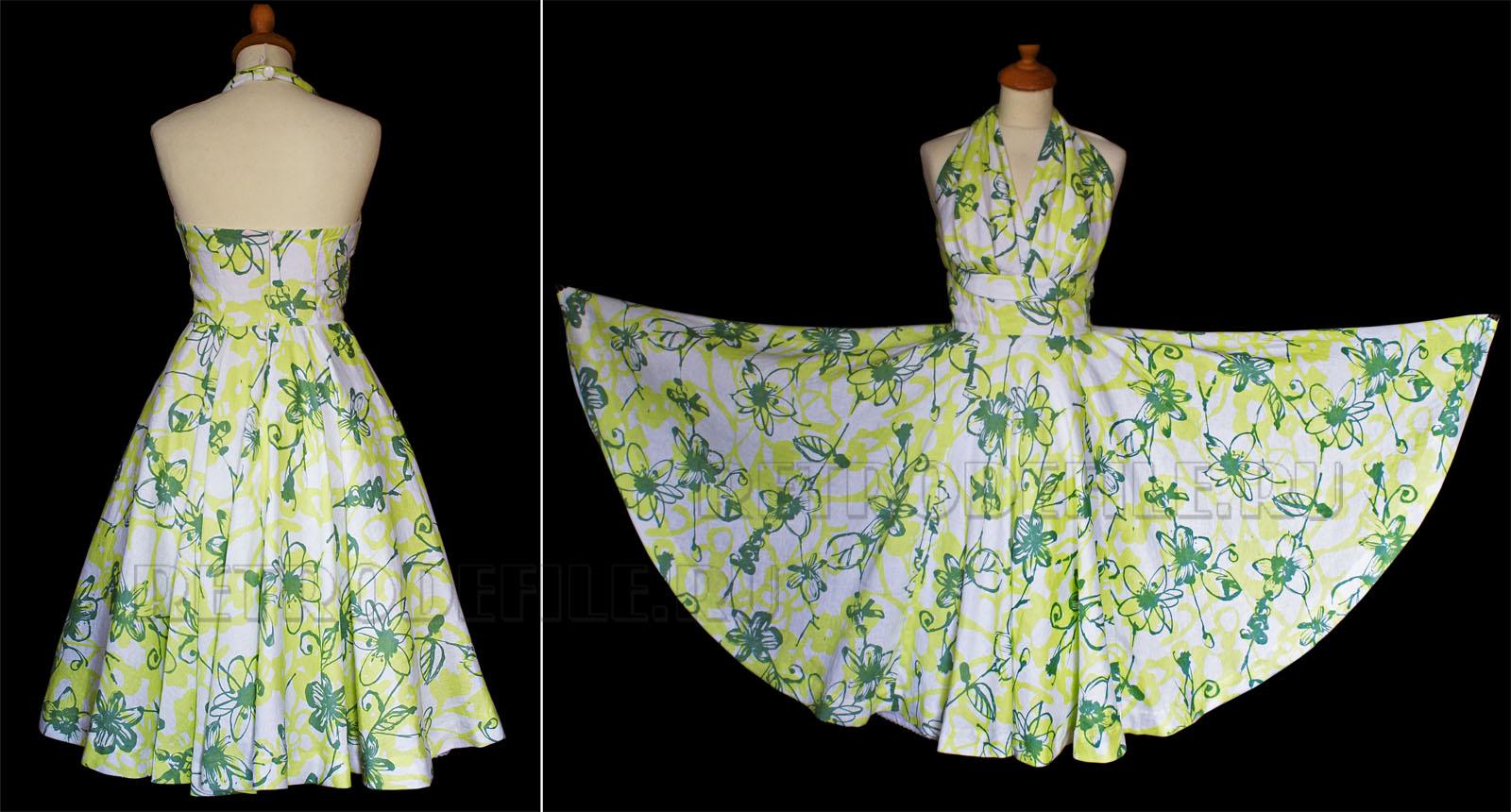 Из чего и как сшить платье на лето своими руками