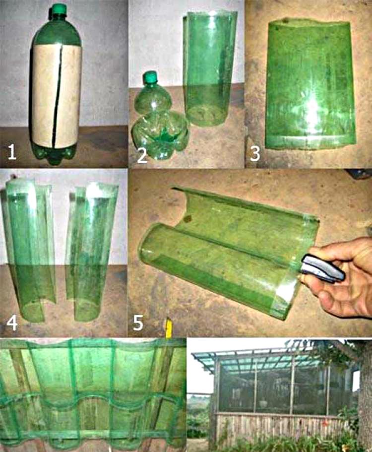 Сделай сам своими руками для дома из пластиковых бутылок