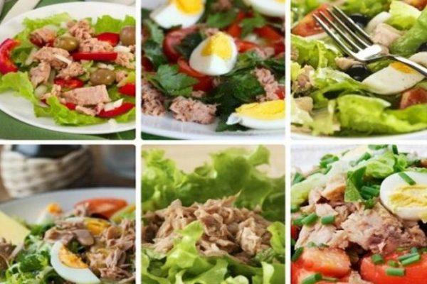 Салат с авокадо   russianfoodcom