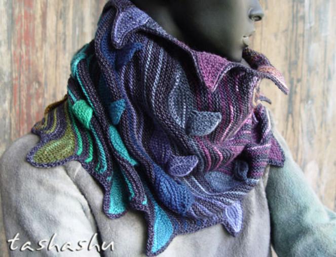 Новинки ниток для вязанья