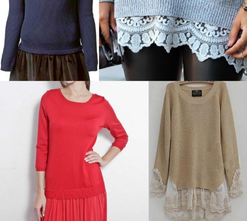 Что можно сшить из старого свитера своими руками 4