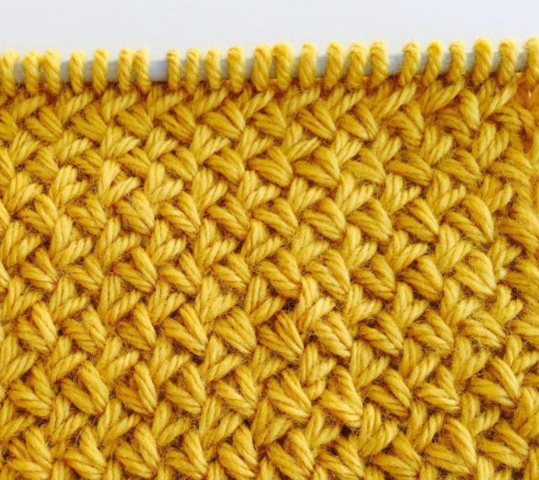 Вязание детских шарфиков 94