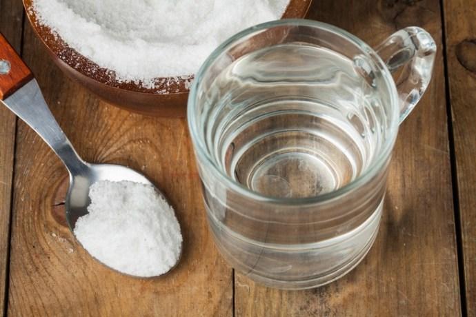 Леченье солью в домашних условиях 873