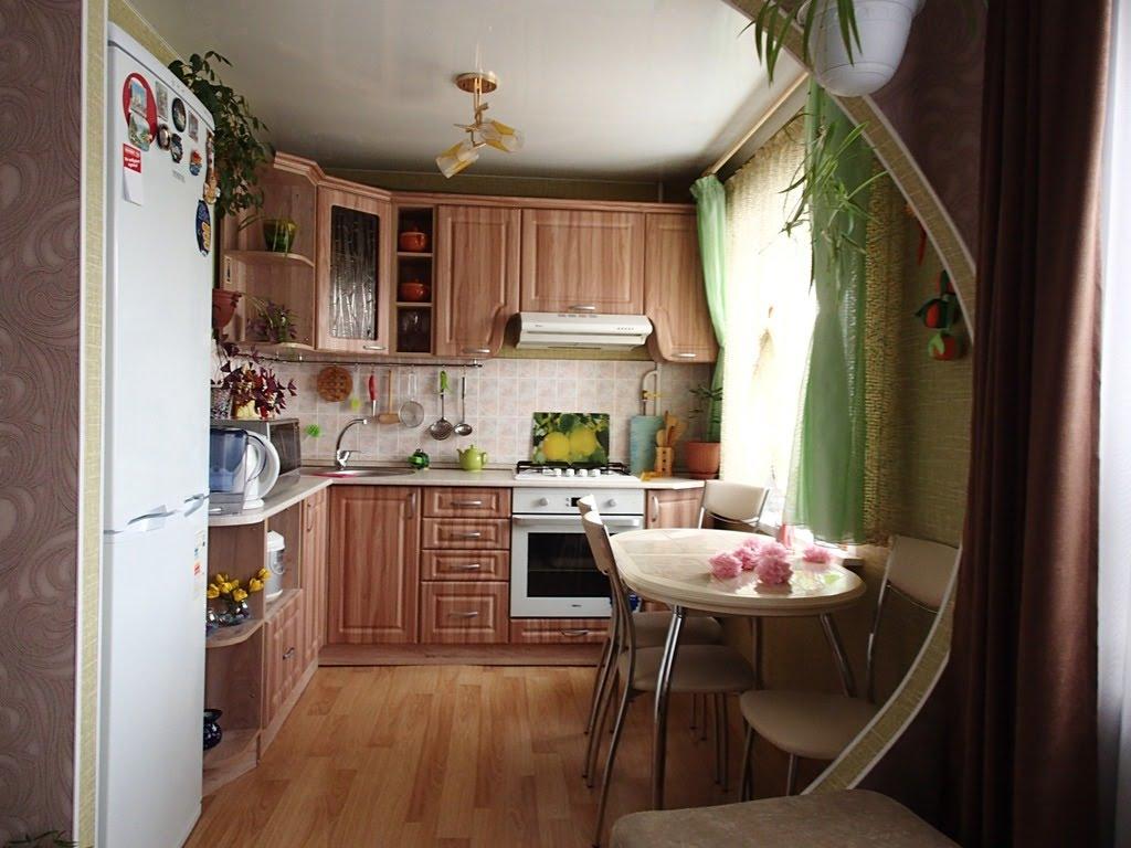 Как оформить небольшую кухню красиво своими руками